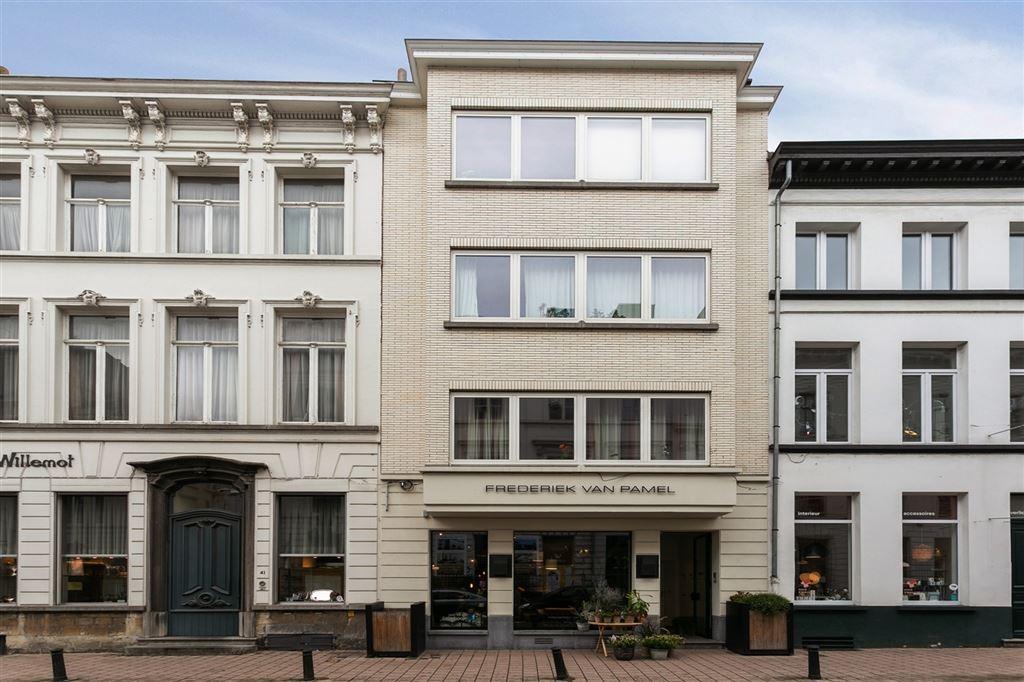 Gerenoveerd handelsgelijkvloers in centrum Gent!
