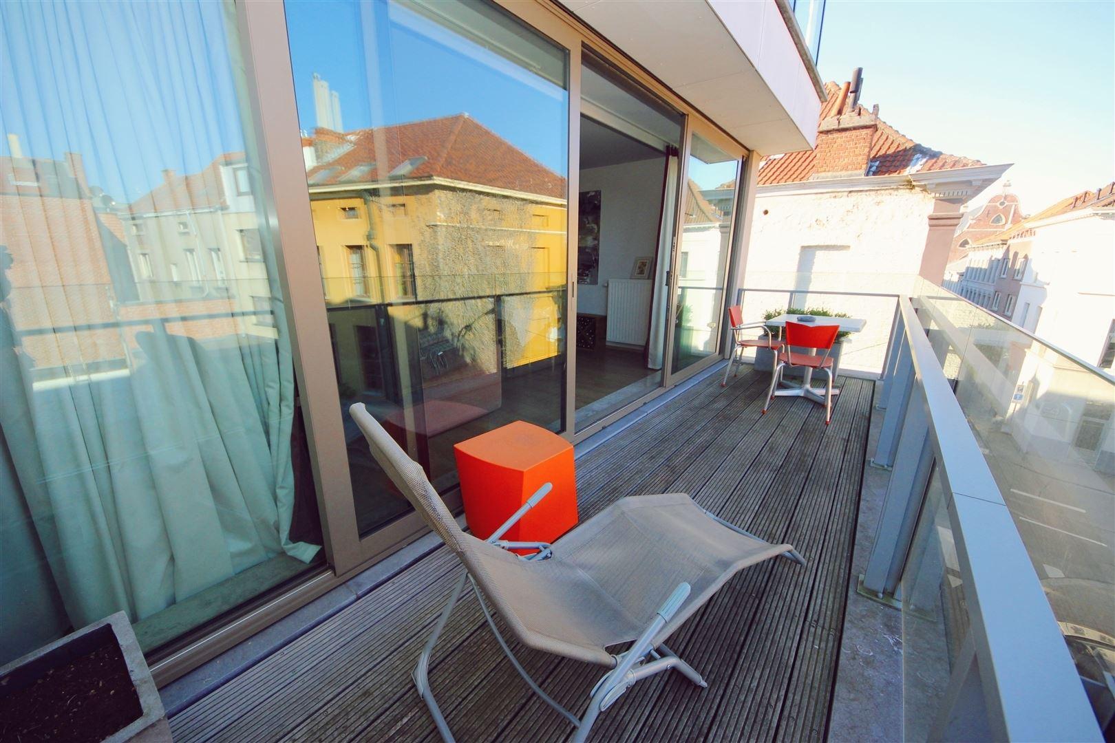 Luxueus appartement nabij sint annapark woningen en for Appartement gent