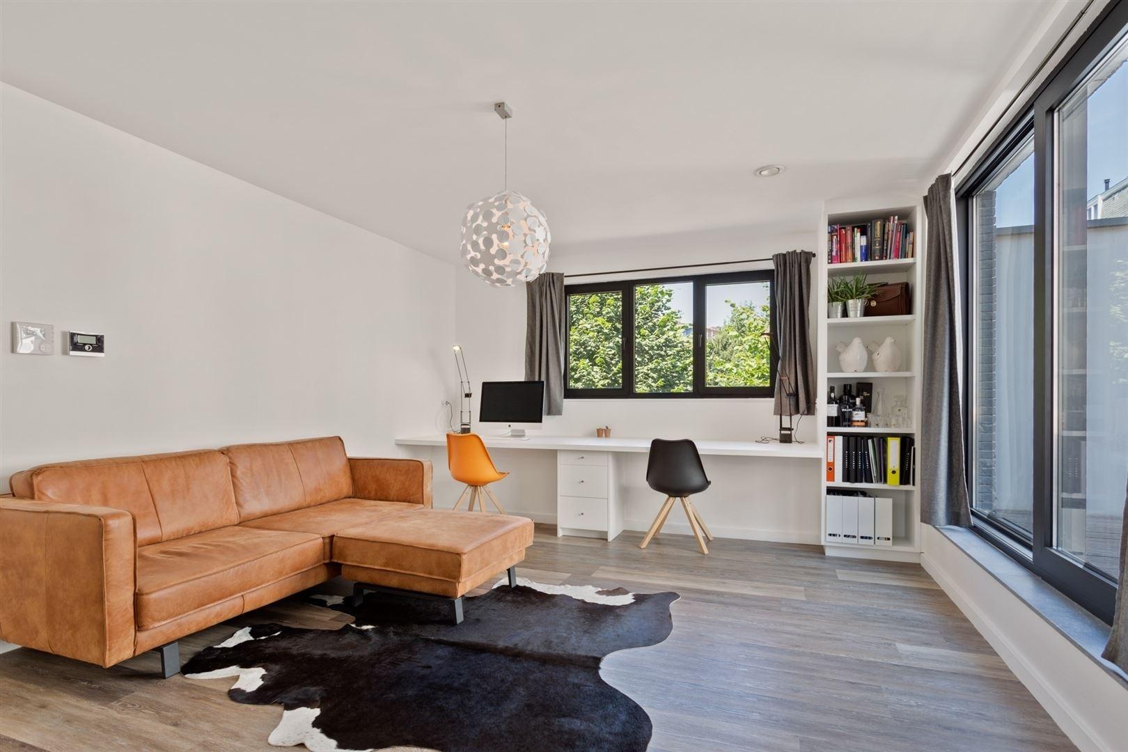 Exclusief appartement met 2 ruime terrassen