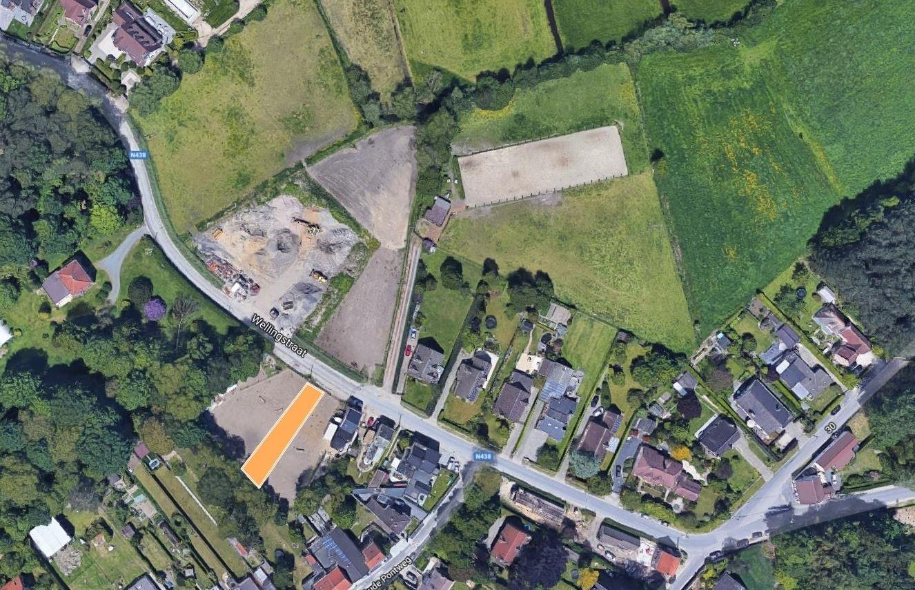 Goed georiënteerde bouwgrond op een rustige locatie in Heusden